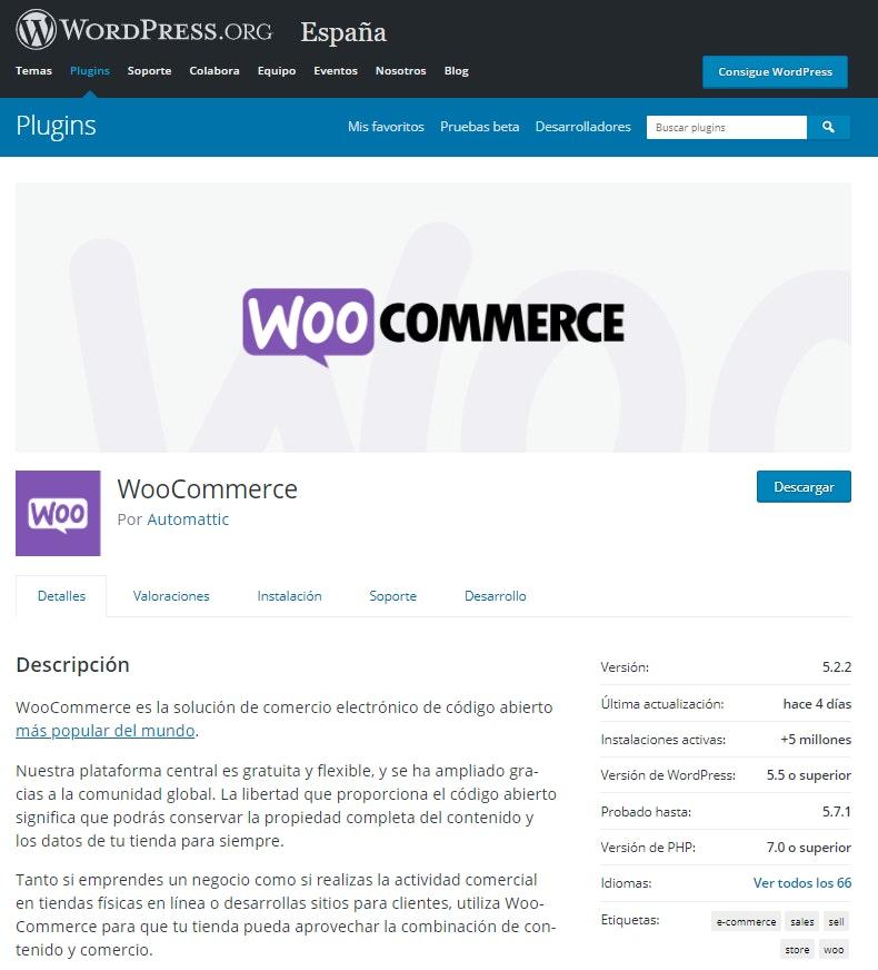 Woocommerce o Shopify