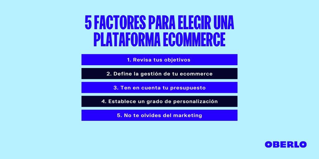 plataformas de comercio electronico en colombia - como elegirlas