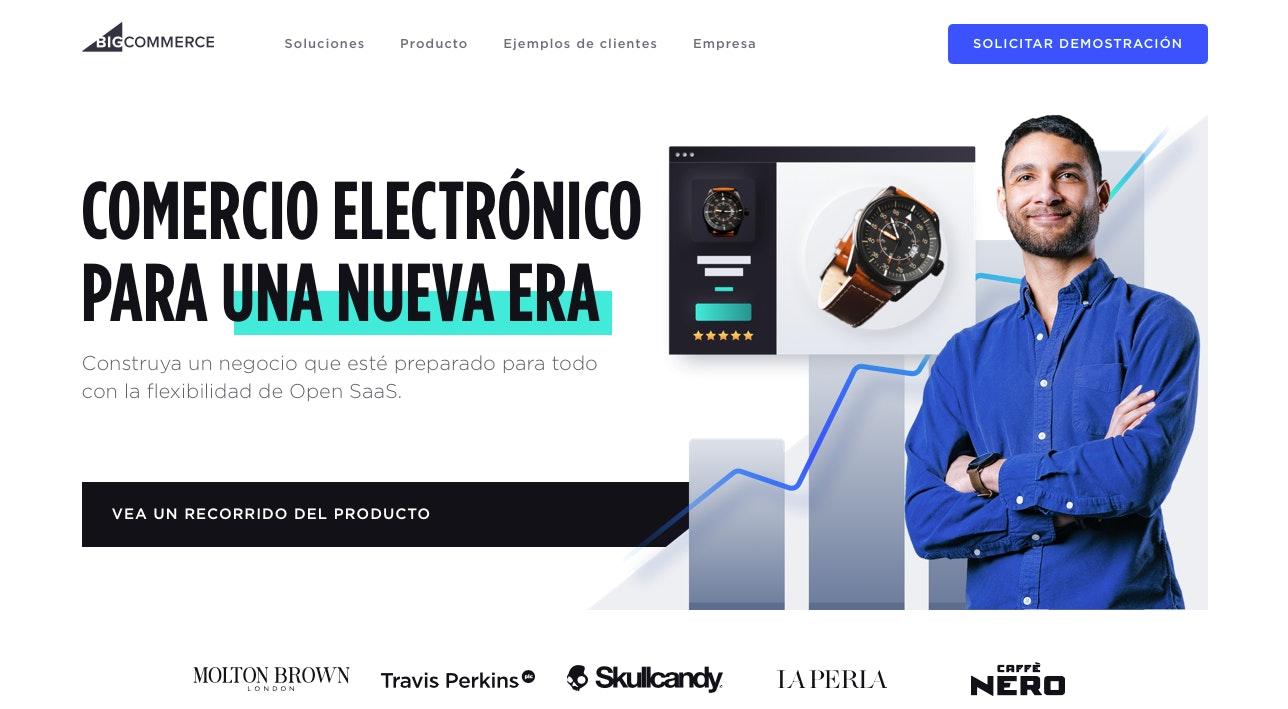 ecommerce colombia bigcommerce