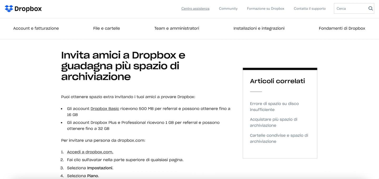Dropx referral marketing