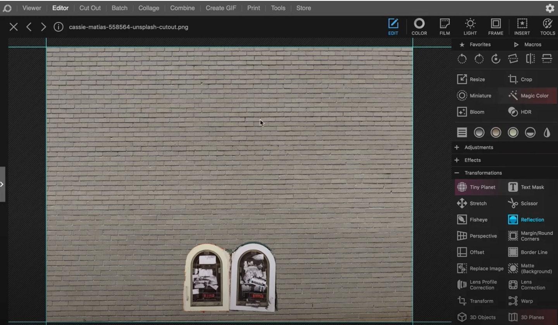 migliori programmi per modificare foto gratis: PhotoScape X
