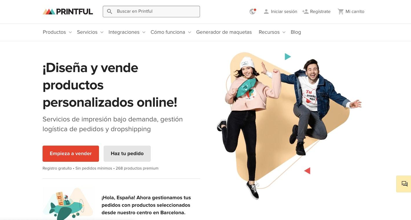proveedores dropshipping ropa españa