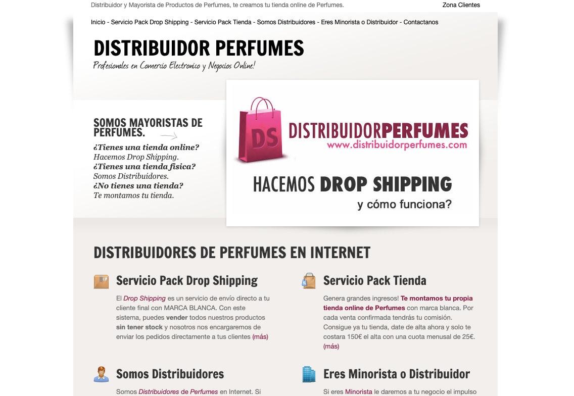 listado proveedores dropshipping españa