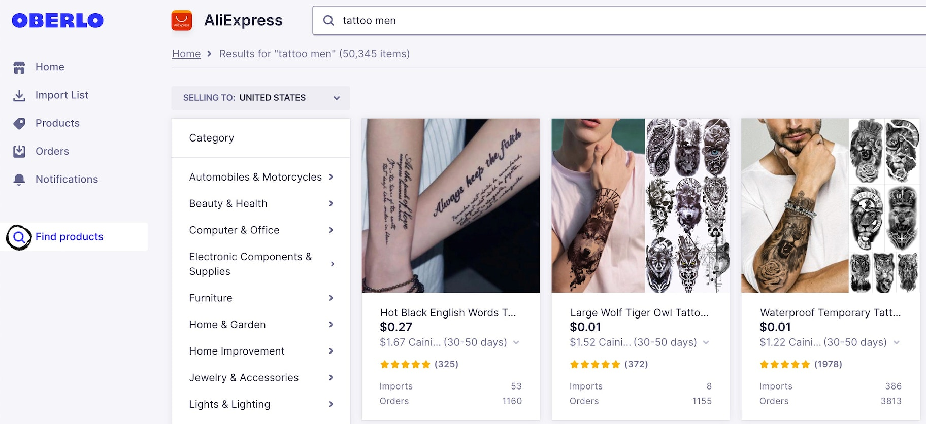trending products 2021 tattoos