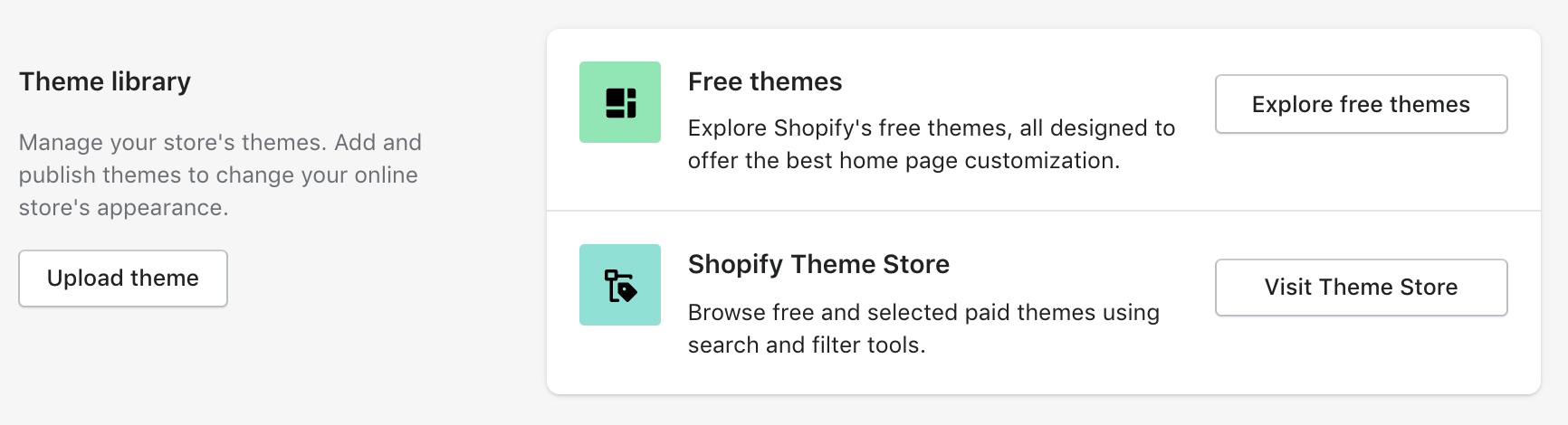 Shopify for Dummies: Choose Theme
