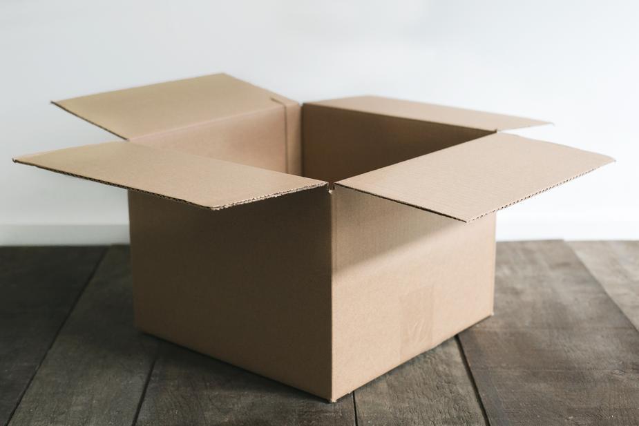 scatola per spedizioni