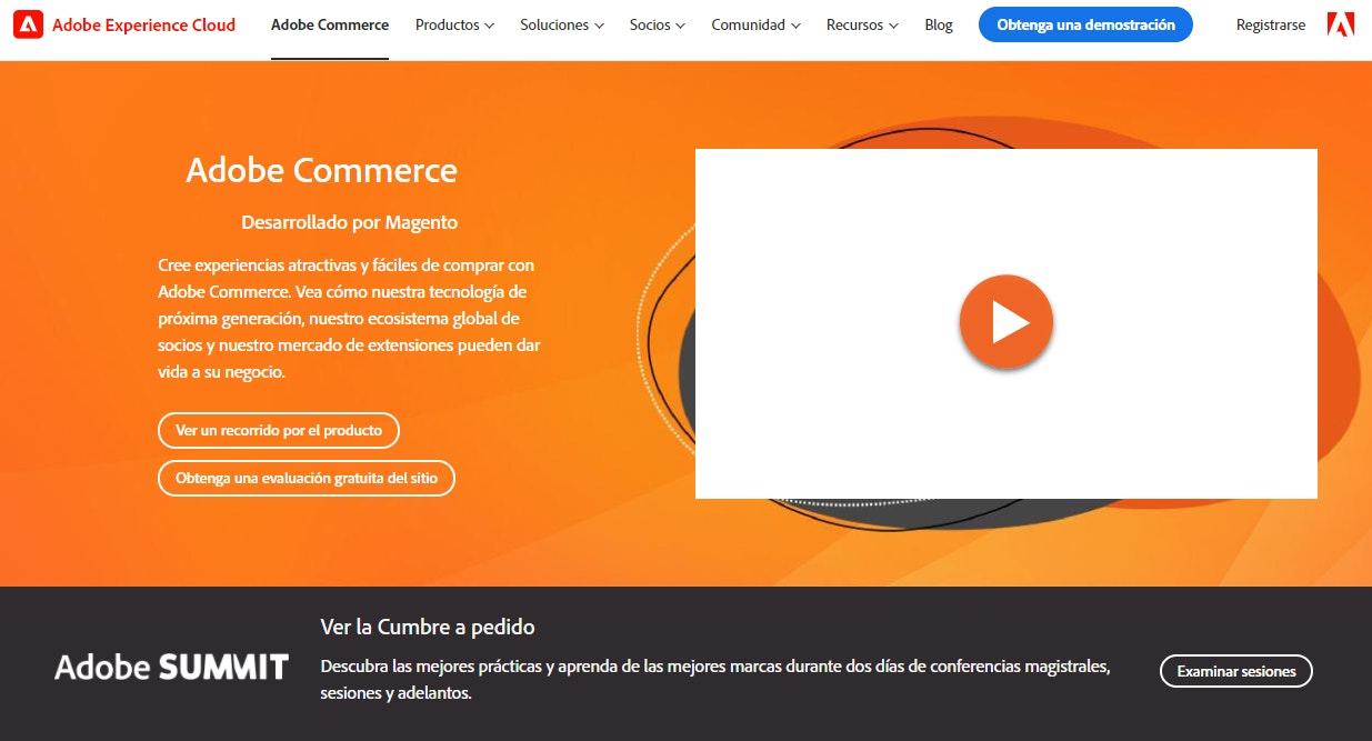 Plataformas ecommerce España