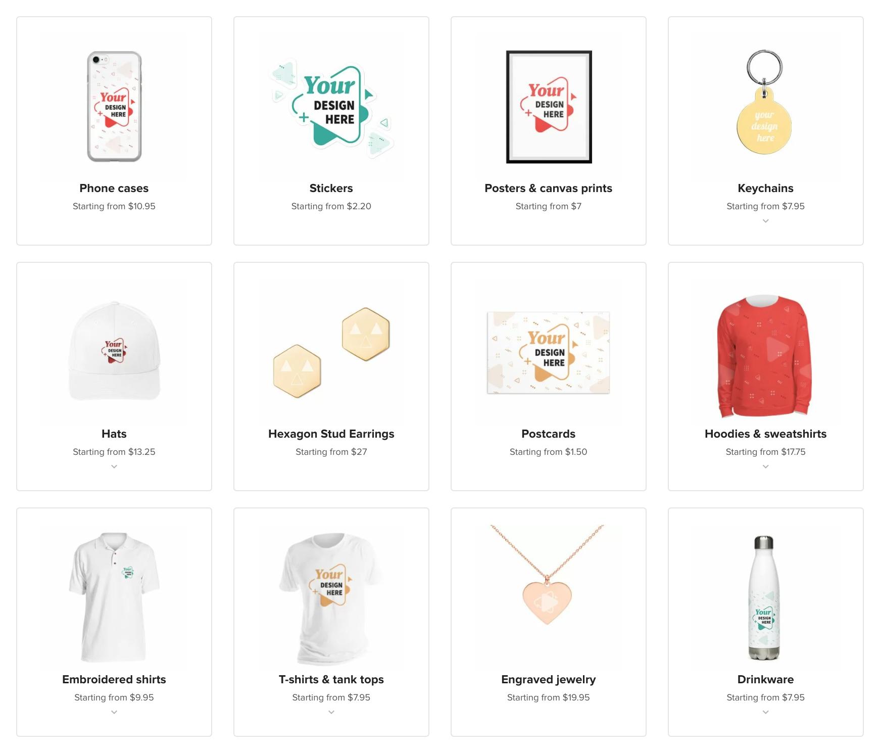 Best Print-on-Demand Websites: Printful