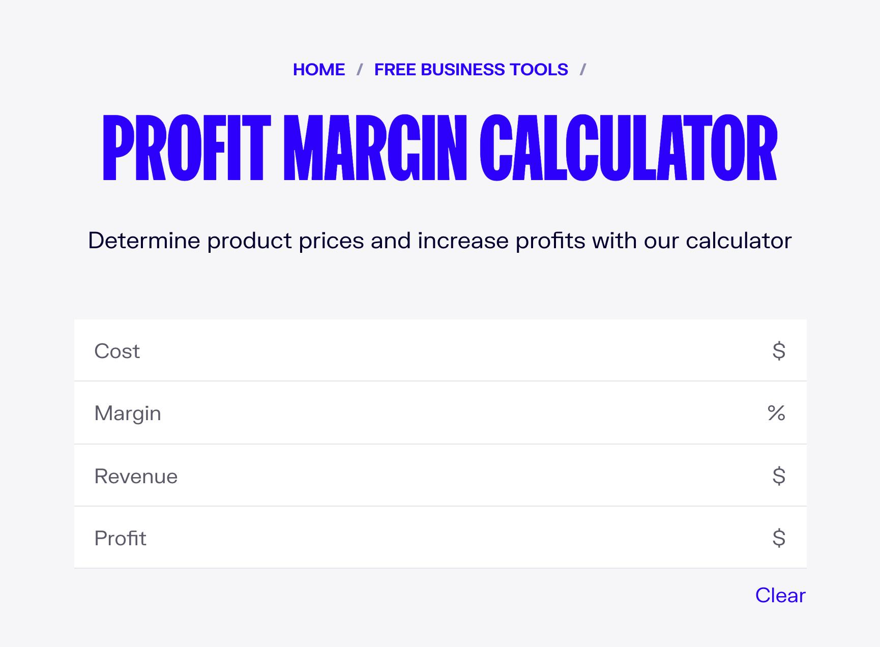 Print-on-Demand Services: Oberlo Profit Calculator