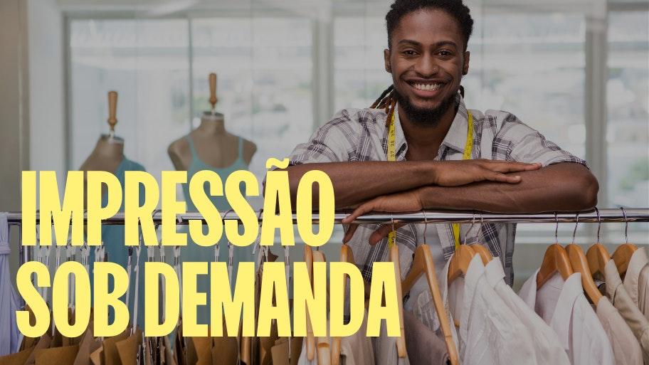 Impressão sob demanda: como criar a sua loja | Oberlo
