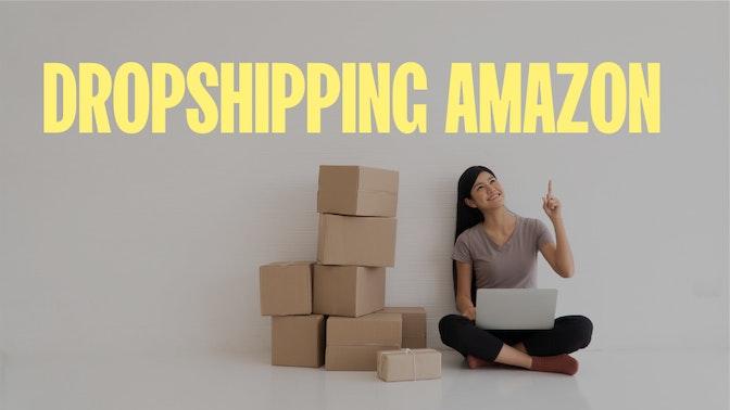 Dropshipping Amazon: um guia completo para vender online