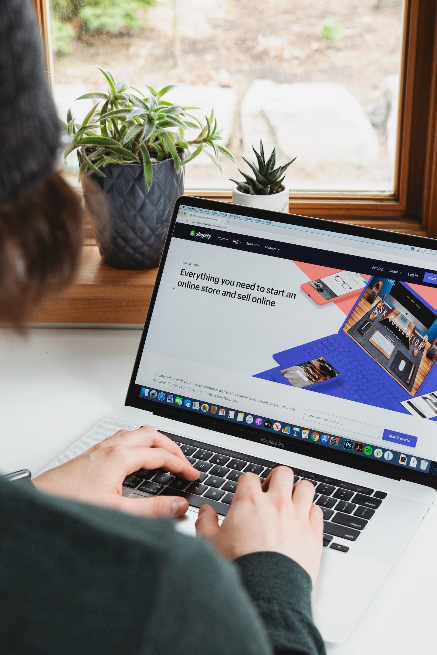 Créations site e-commerce