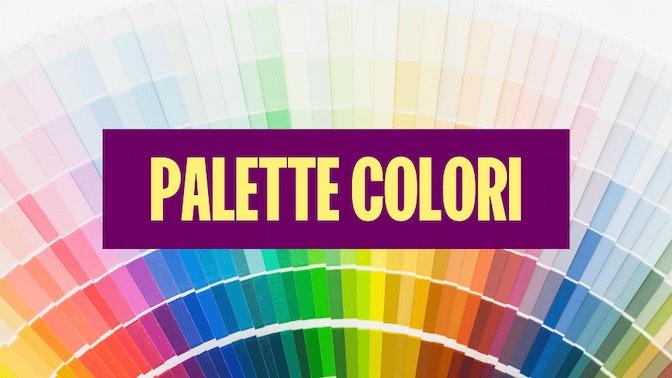 Migliori strumenti per creare palette colori online gratuitamente