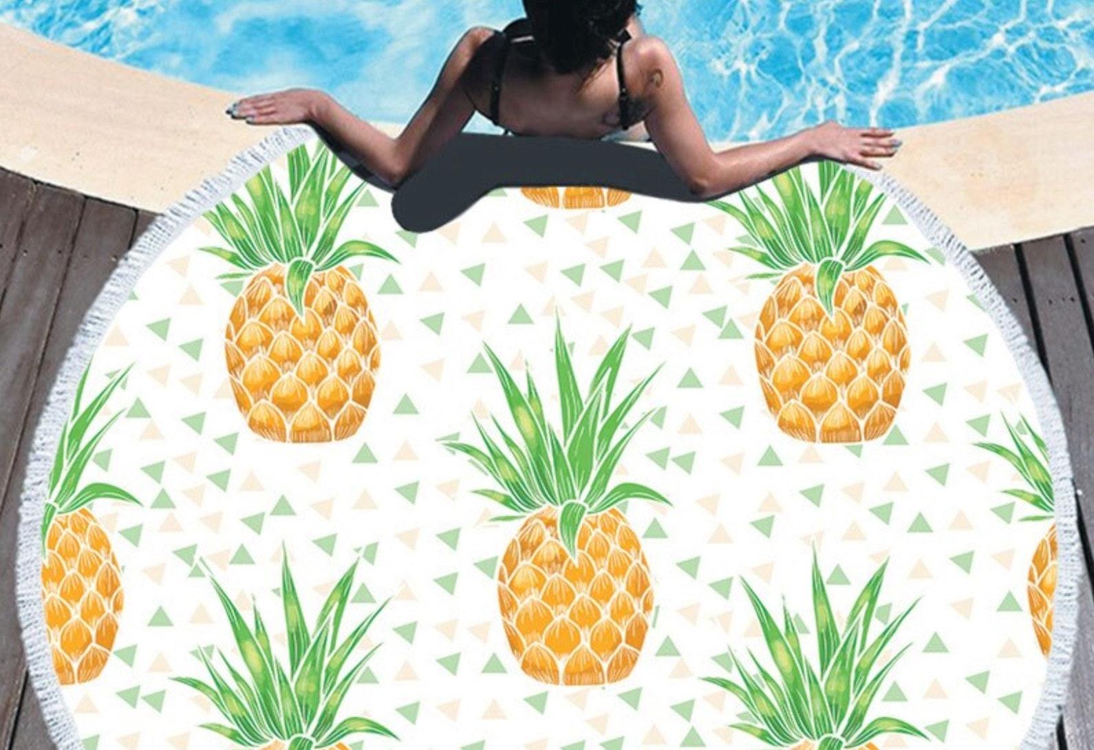 beach towels summer item