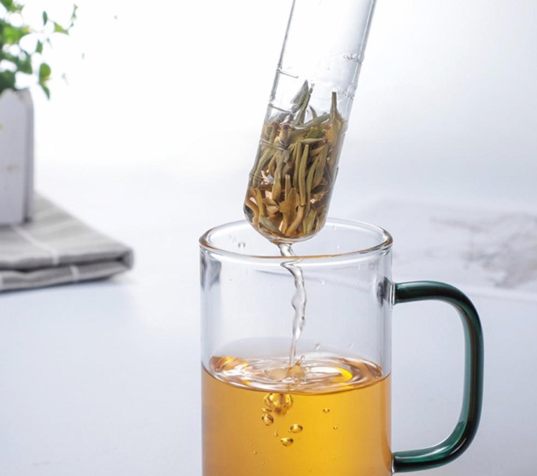 tea infusers dropship