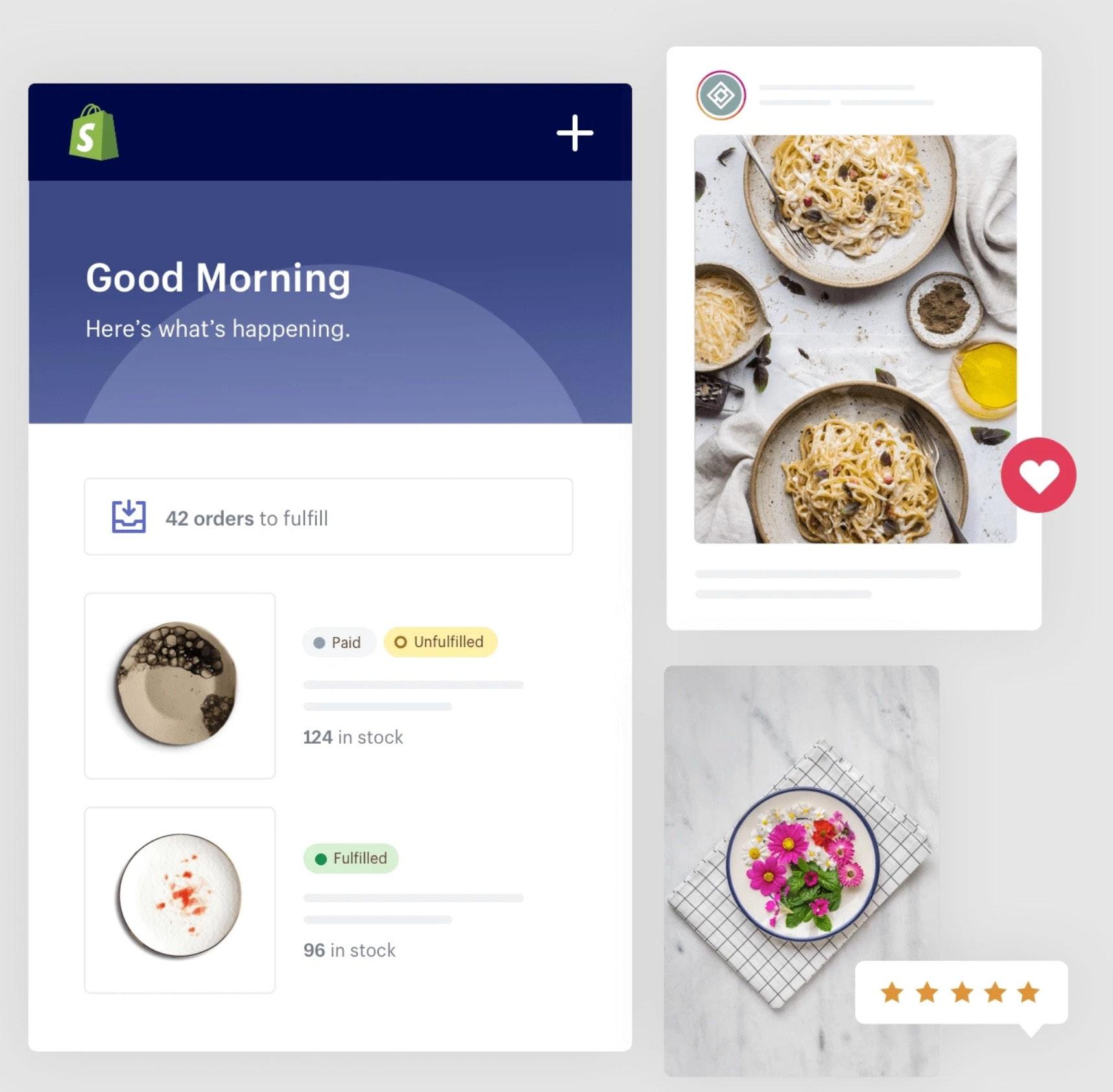 multichannel commerce platform: Shopify