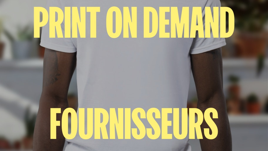 fournisseurs print on demand europe