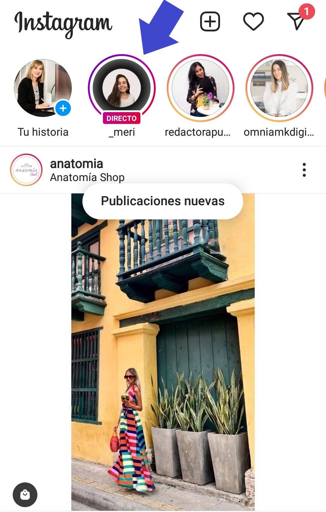 Contenidos de marketing en Instagram