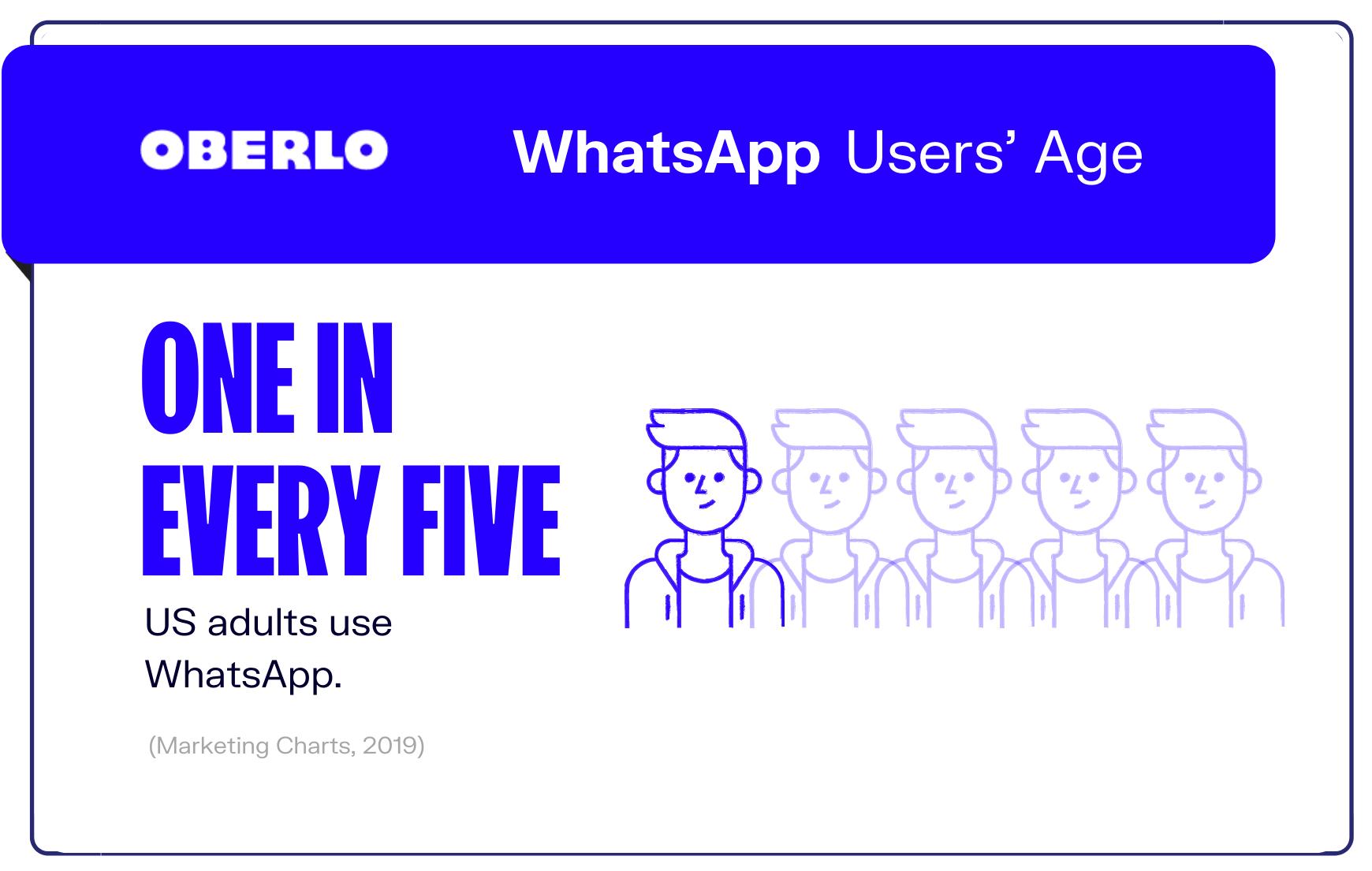 graphic of whatsapp statistic #8