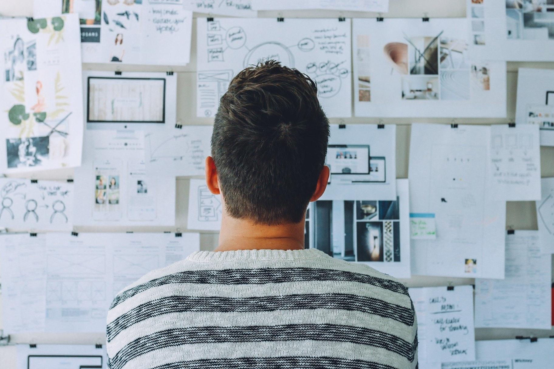 ricerca per creare un brand