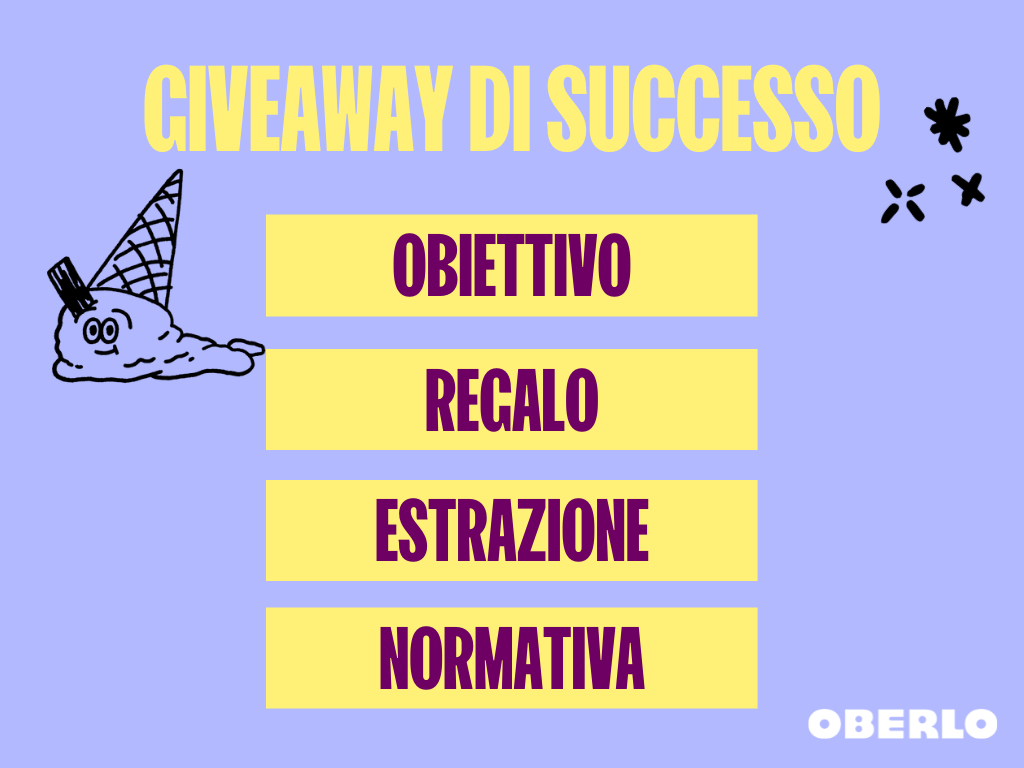 GIVEAWAY DI SUCCESSO