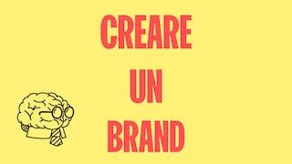 creare un brand