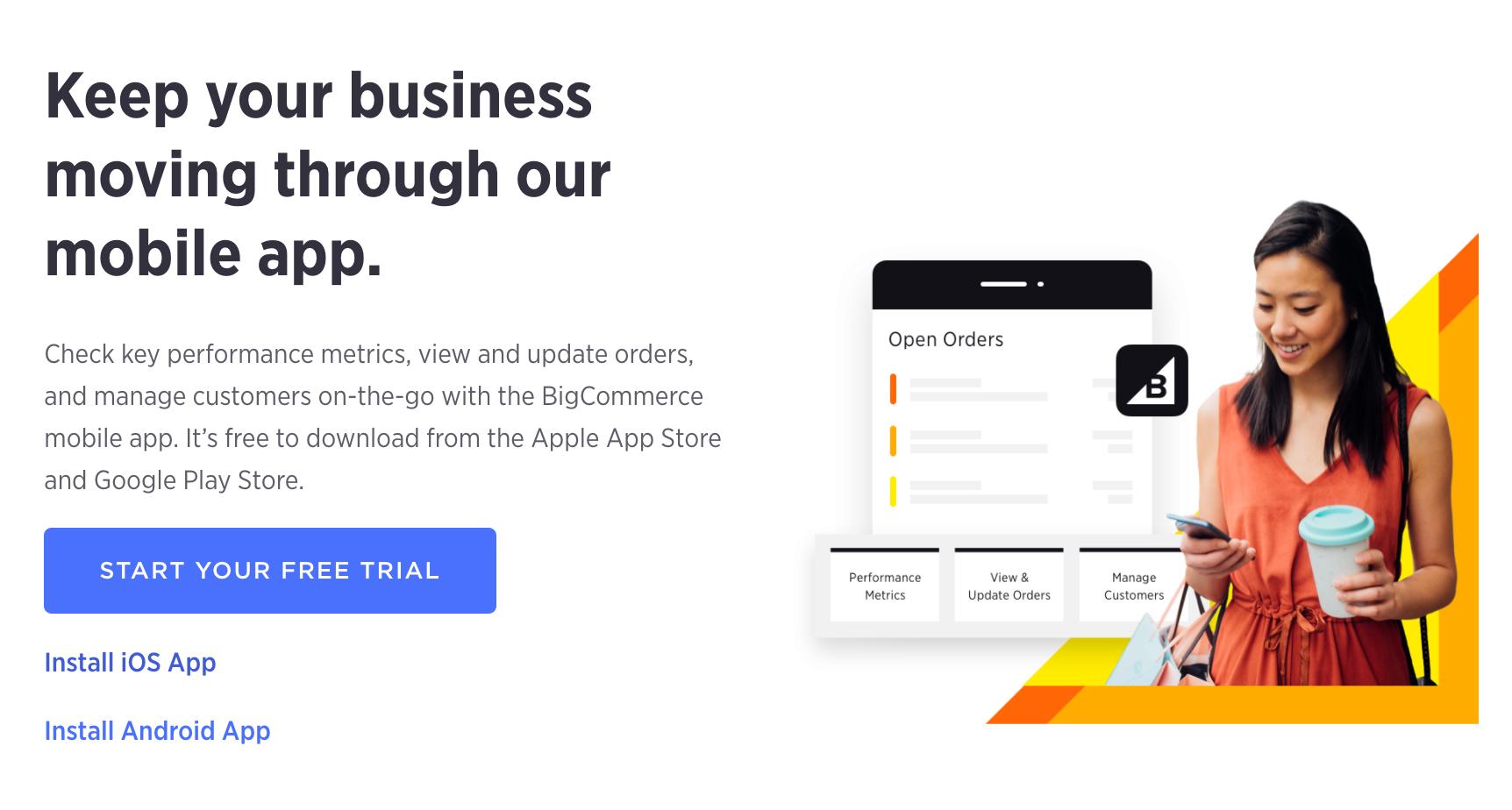 BigCommerce vs. Shopify Apps