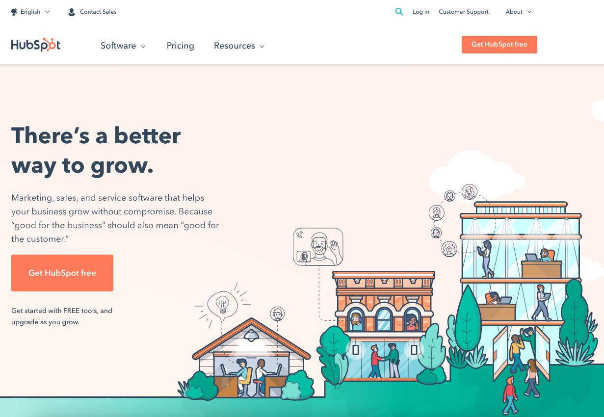 Creare newsletter con Hubspot