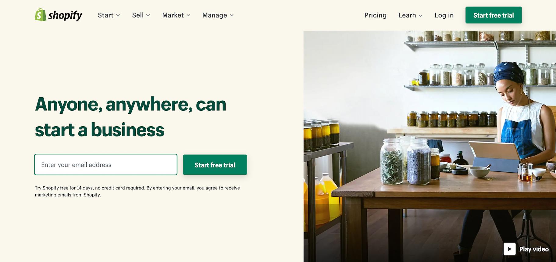 Shopify vs. BigCommerce