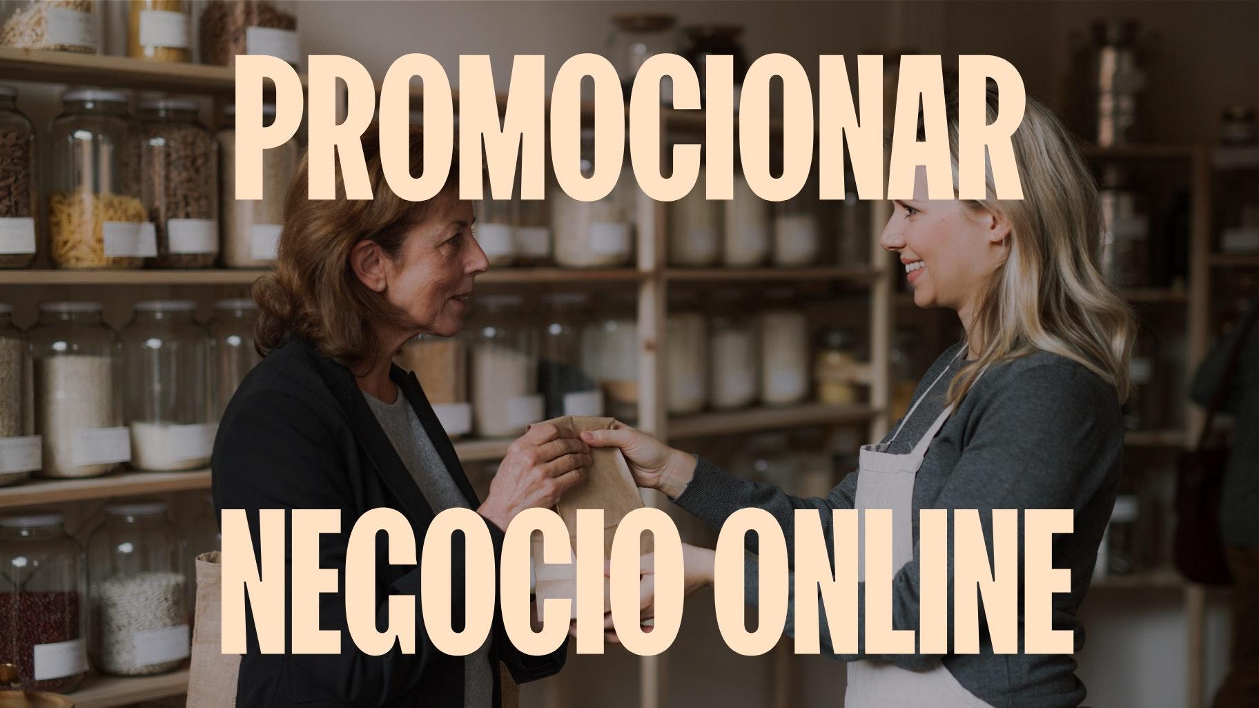 Cómo promocionar un negocio local en Internet