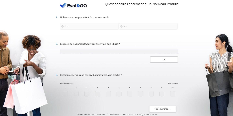 outil sondage en ligne Eval&Go