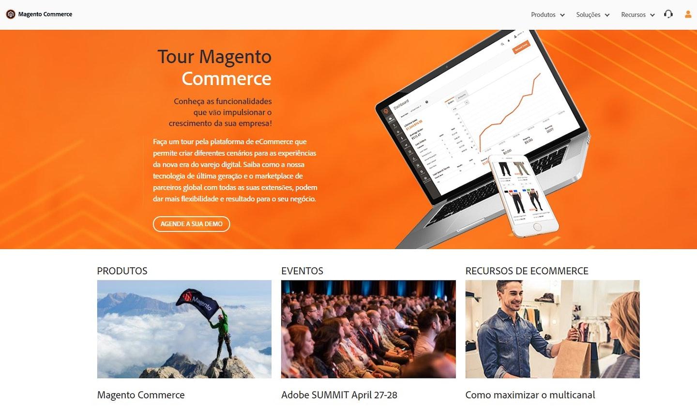 Plataforma de e-commerce para negócios que buscam maior controle de gestão