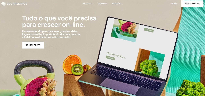 plataforma de e-commerce para quem quer construir uma loja virtual em poucos minutos