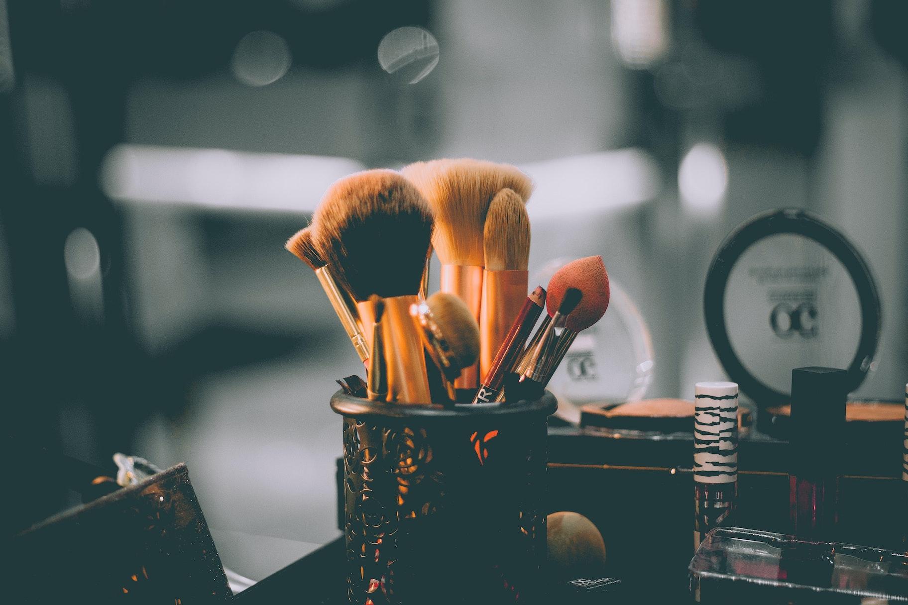 types makeup artist