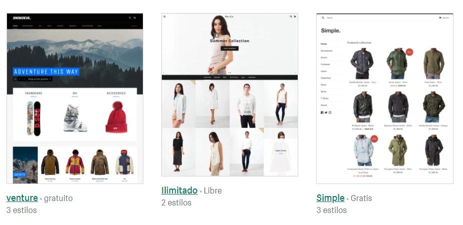 El diseño influye en el precio de una tienda online