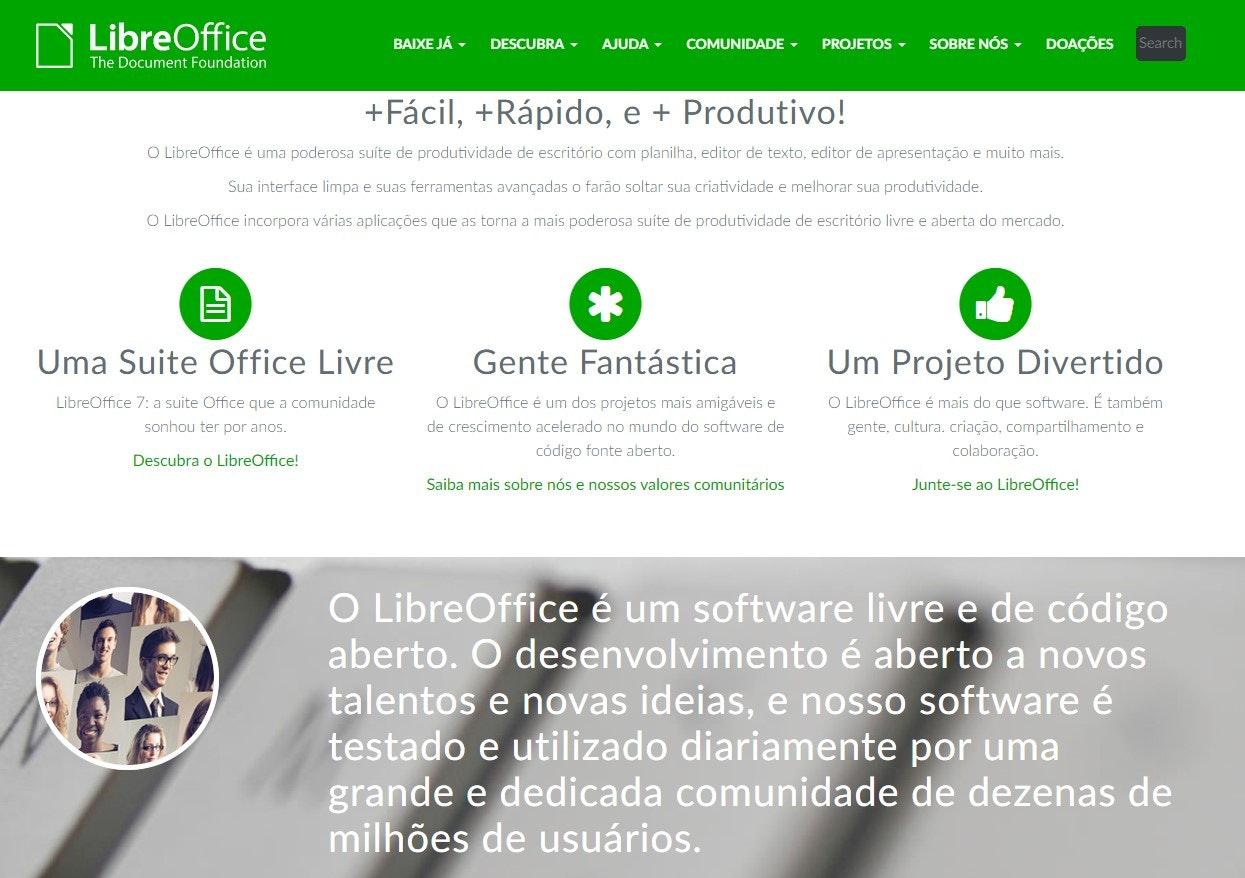 Editar PDF: LibreOffice