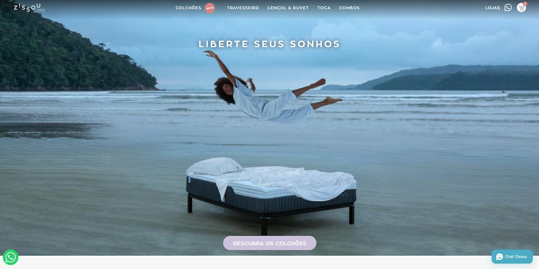 Lojas Shopify Brasil: Zissou