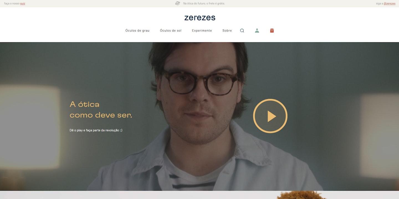 Lojas Shopify Brasil: Zerezes