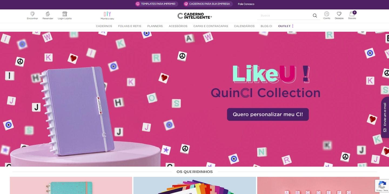 Lojas Shopify Brasil: Caderno Inteligente