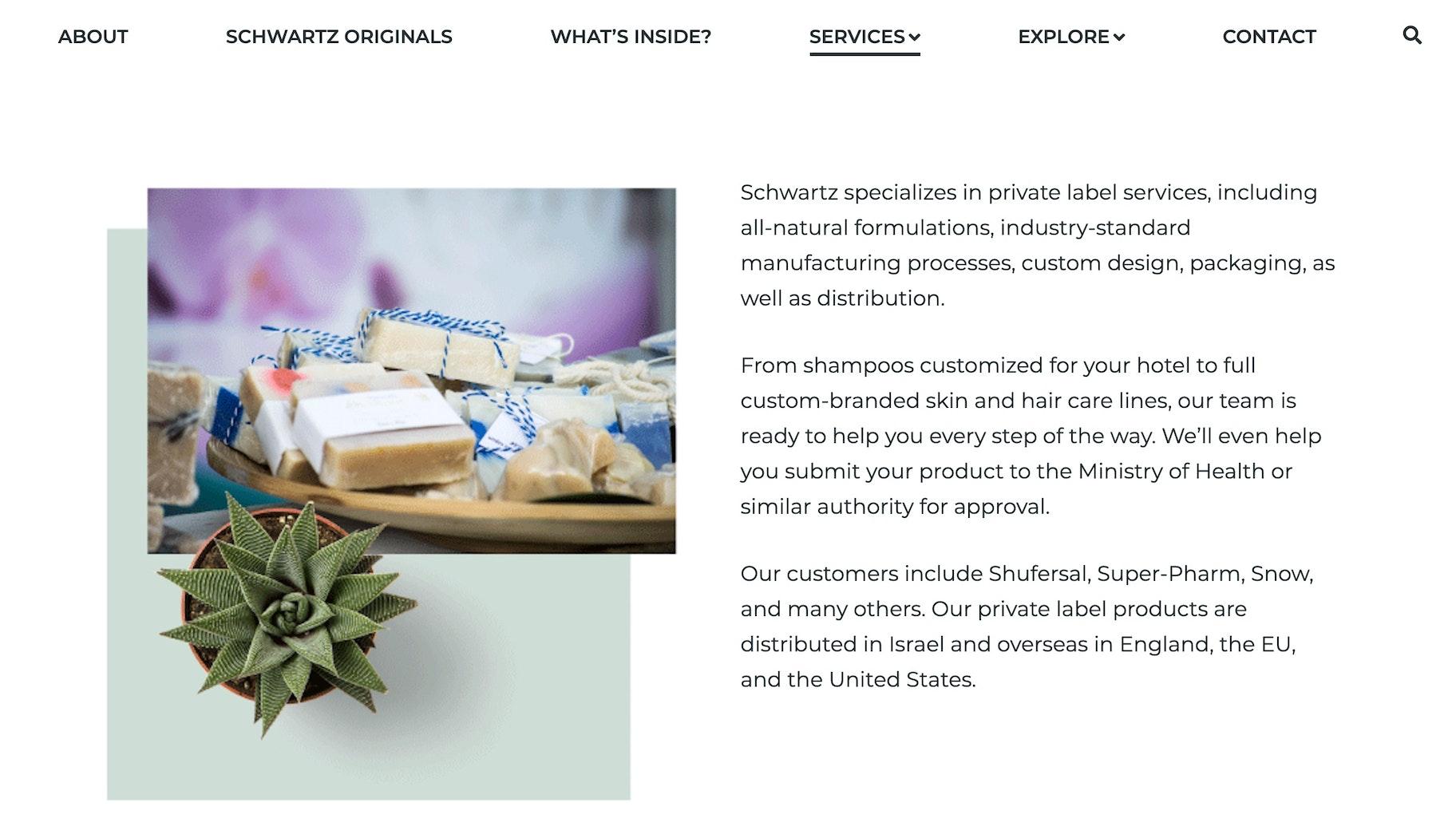 white label skincare manufacturers