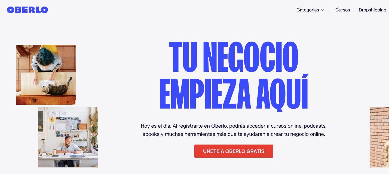 plataformas para vender ropa online oberlo