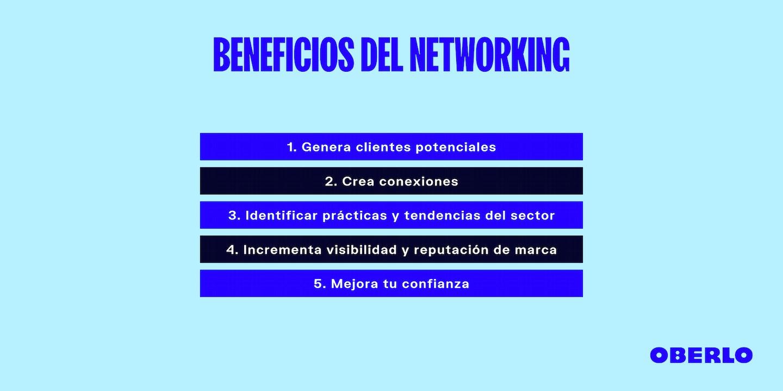 Para qué sirve el networking