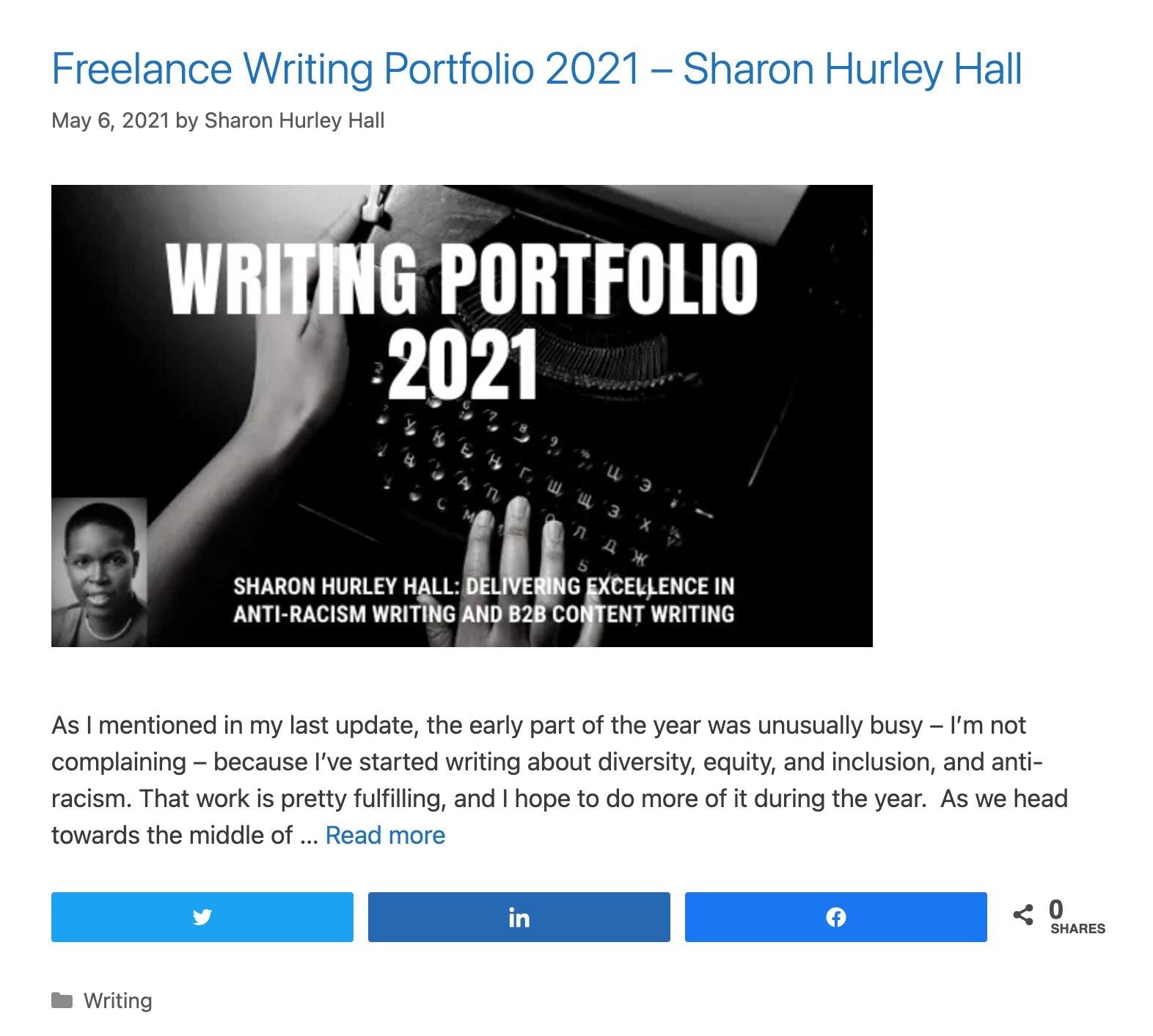 make money blogging freelancing