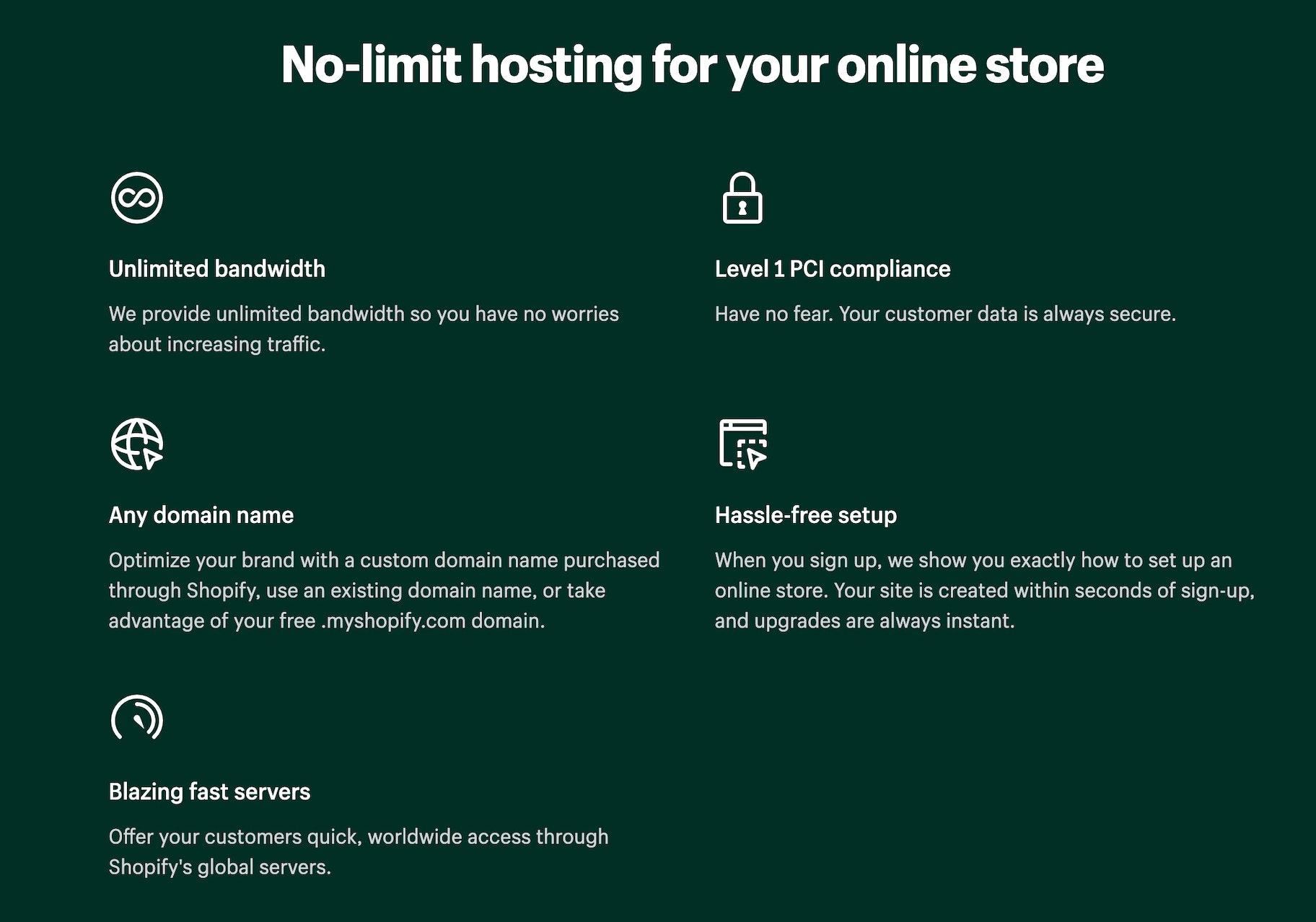 Shopify vs Magento hosting