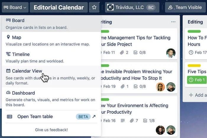marketing blackfriday calendrier d'actions