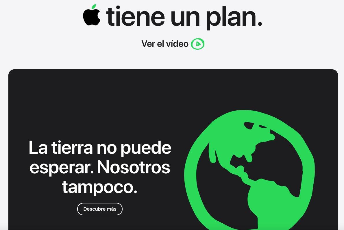 marketing ecologico ejemplos apple