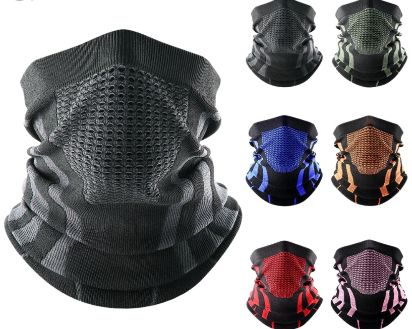 Foulard masque