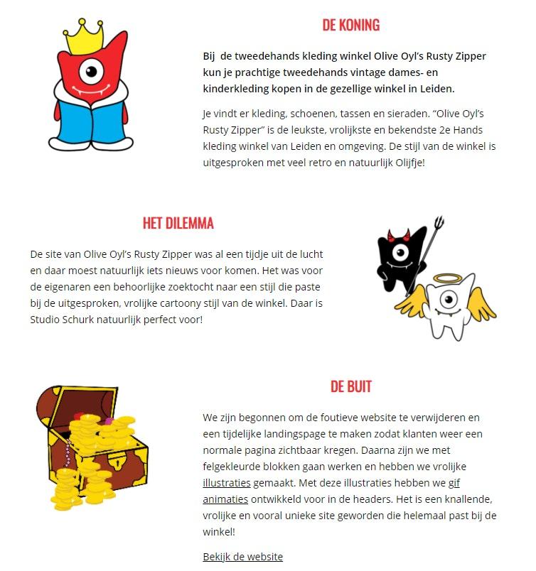 Portfolio ejemplos ilustrador