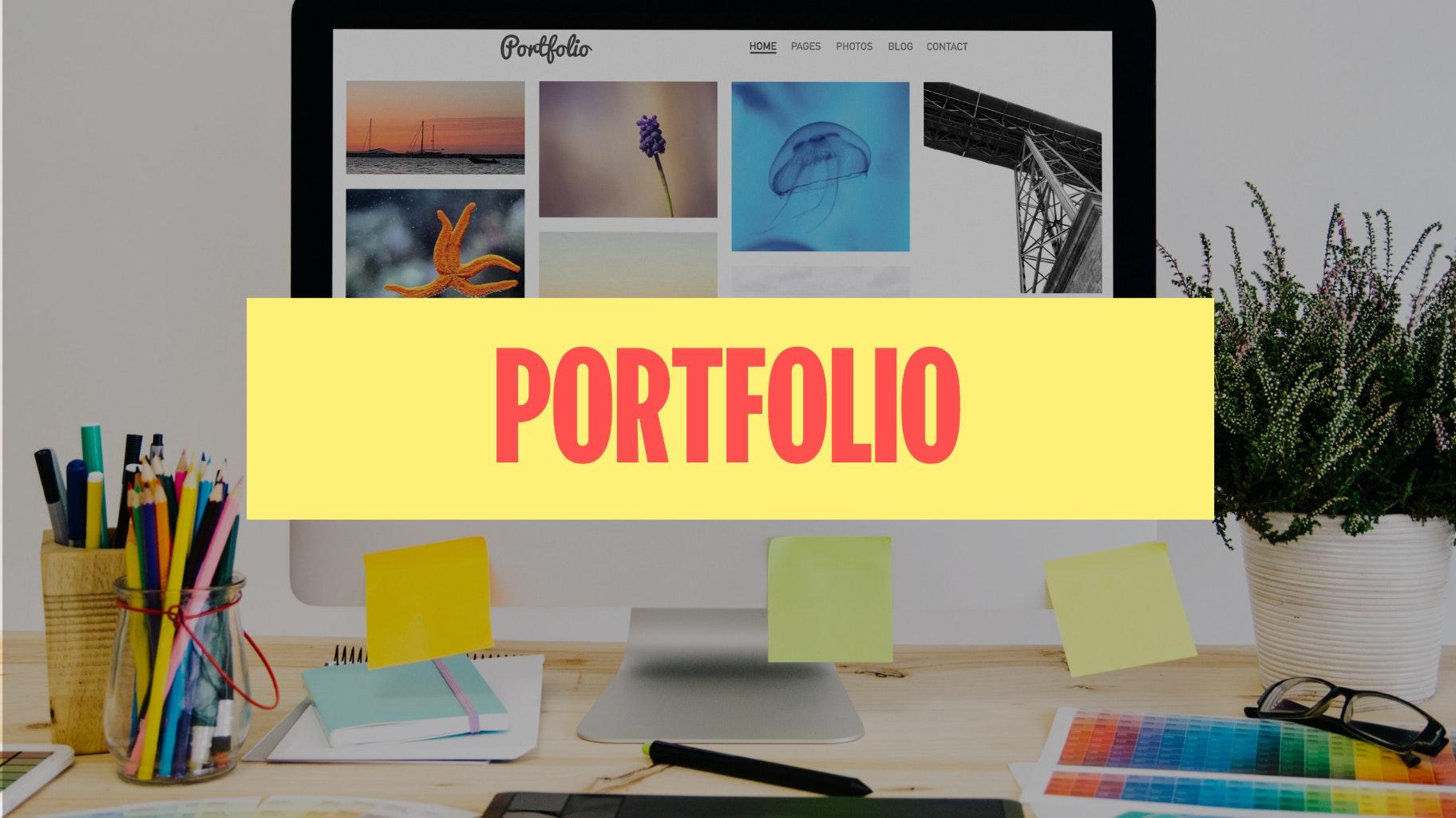 Portfolio qué es y cómo hacer uno