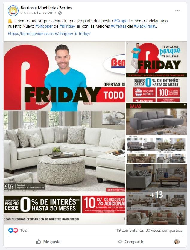Promocionar Black Friday para ecommerce